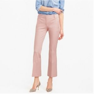 J. Crew Teddie Pants in Dusty Pink Size 2
